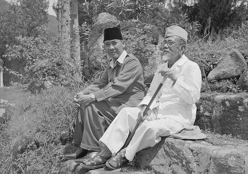 The Grand Old Man of Indonesia, H Agus Salim
