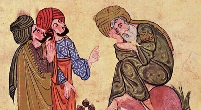 Kabayan dan Abu Nawas Membahas Matematika