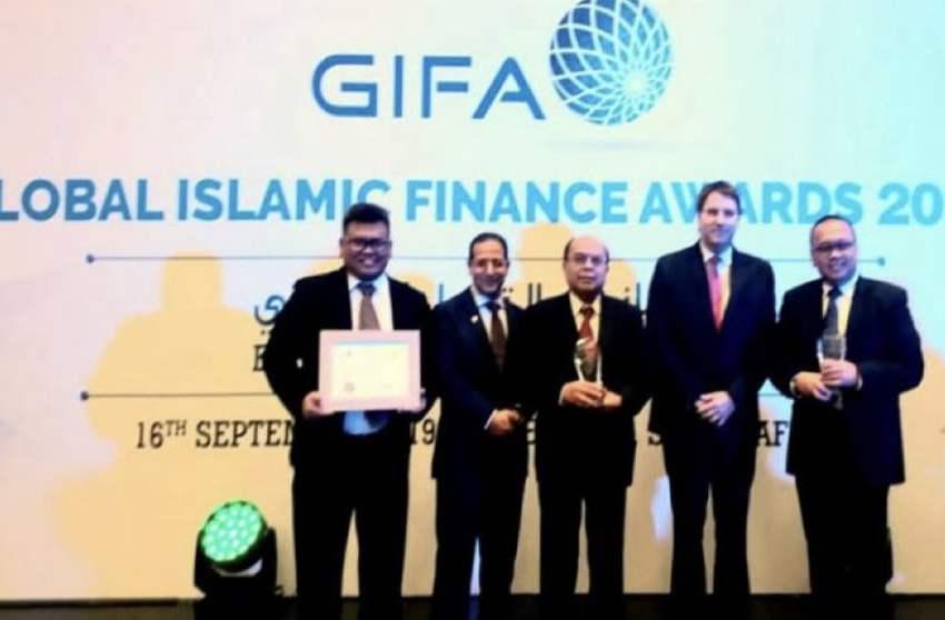 BAZNAS Raih Dua Piala Global Islamic Finance Award 2019