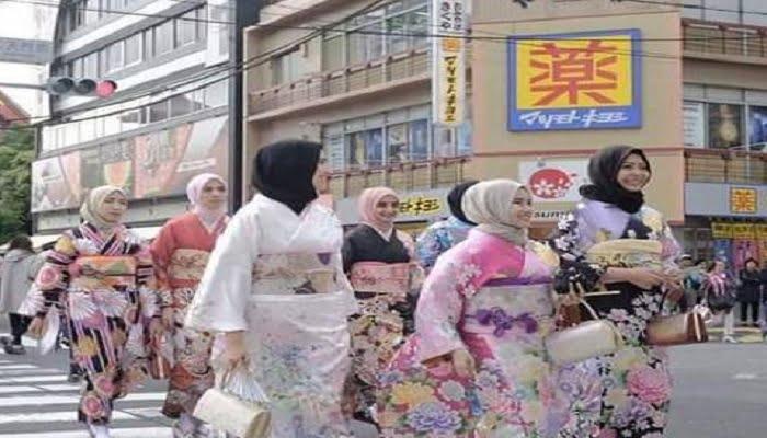 Jepang Buka Layanan Khusus Untuk Muslimah