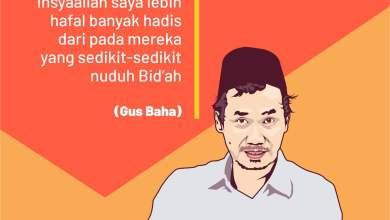 """Photo of Gus Baha Bantah Teori """"Setiap Bid'ah Sesat"""""""