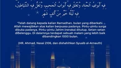 Photo of Keutamaan Bulan Ramadhan