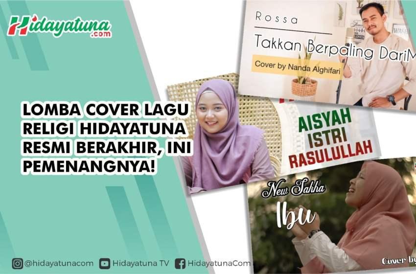 Lomba Cover Lagu Religi Hidayatuna Resmi Berakhir, Ini Pemenangnya!
