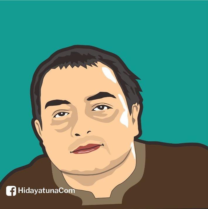 Haidar Bagir (Ilustrasi/Hidayatuna)