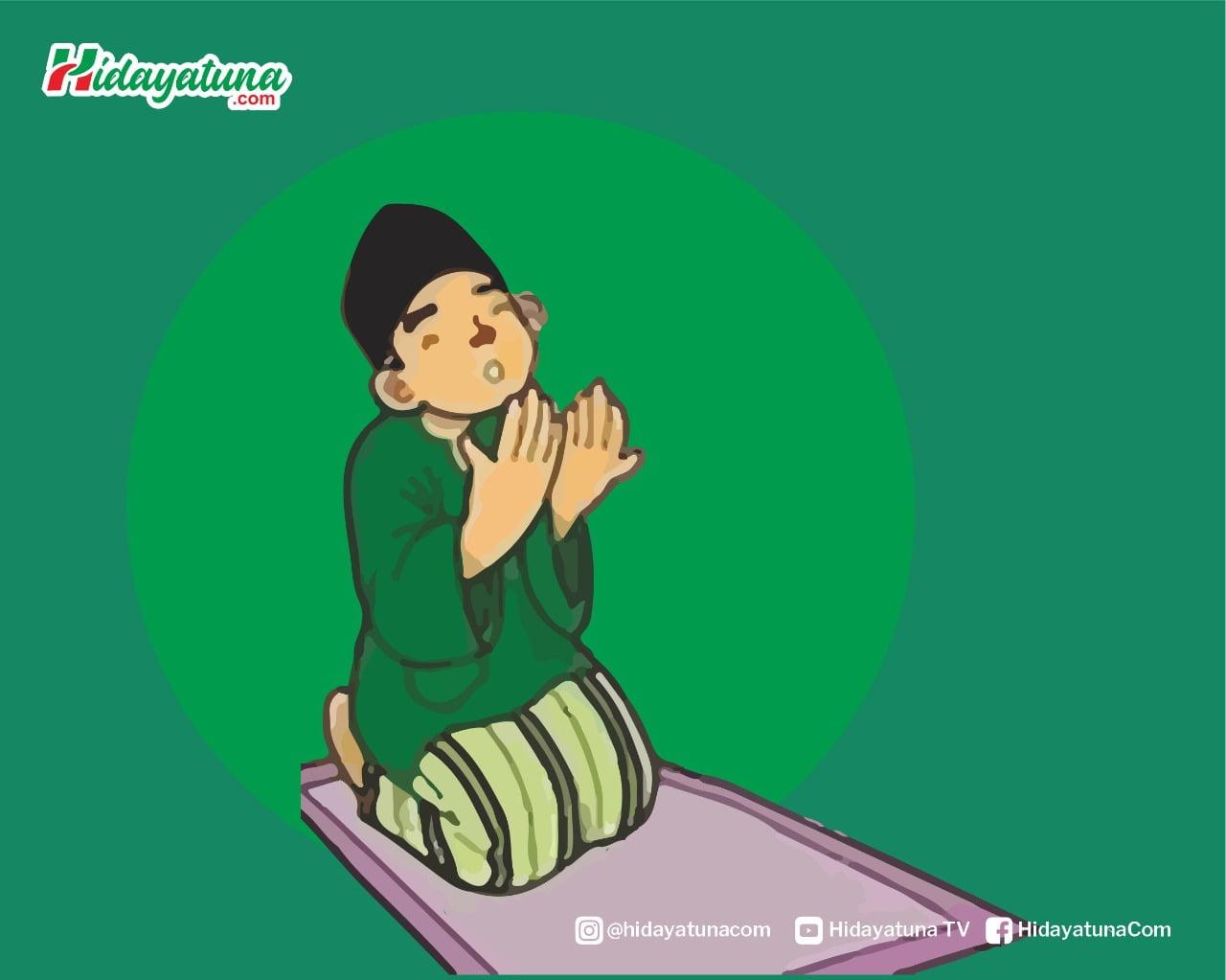 Adab dan akhlak Rasulullah yang bisa dicontoh ketika hendak salat malam (Ilustrasi/Hidayatuna)
