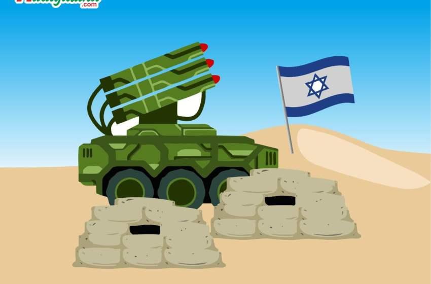 7 Rudal Israel Terjatuh Usai Ditembak Pasukan Pertahana Suriah