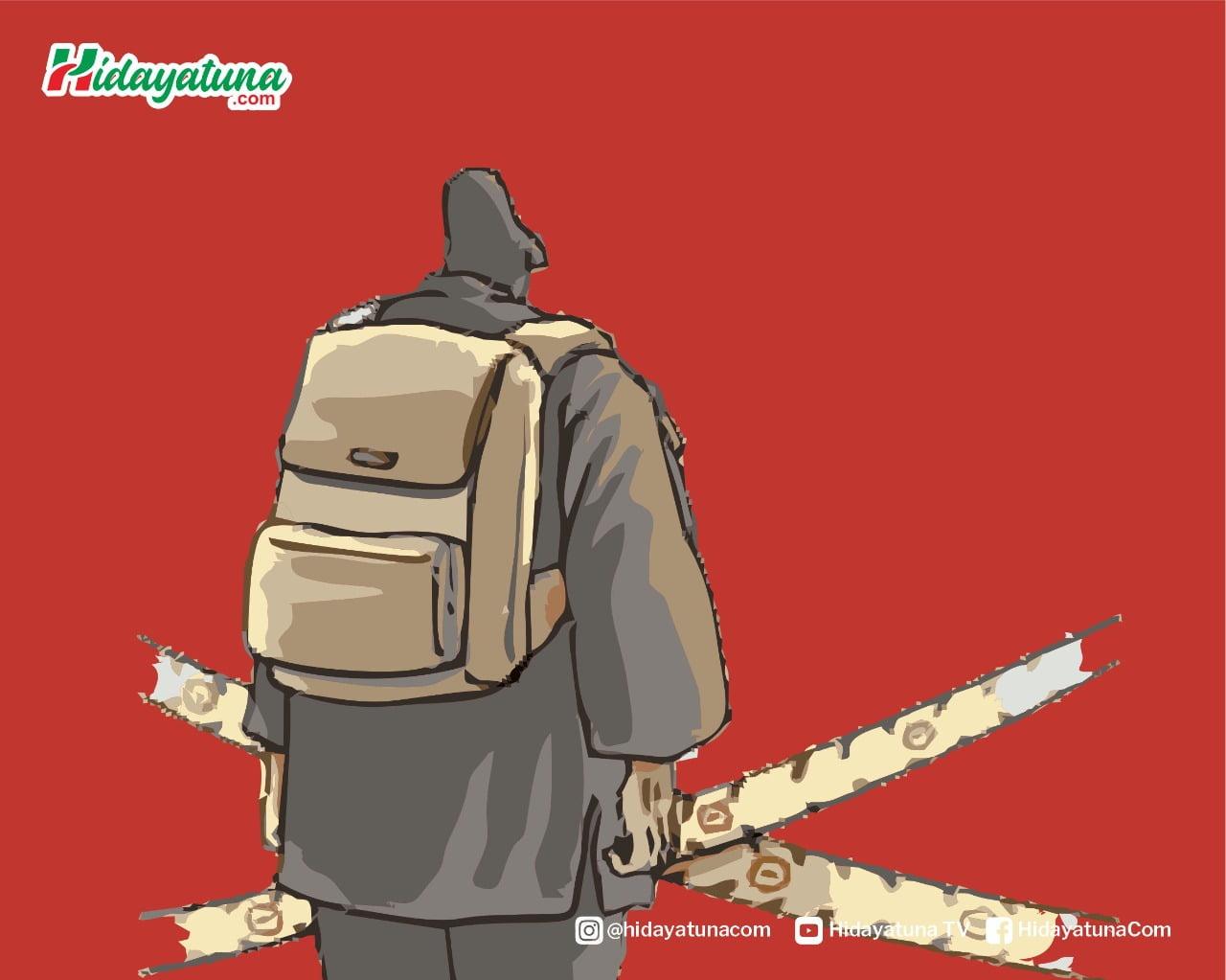 SKeptis dan Rasionalisme Awal Gejala Radikalisme Kekinian (Ilustrasi/Hidayatuna)