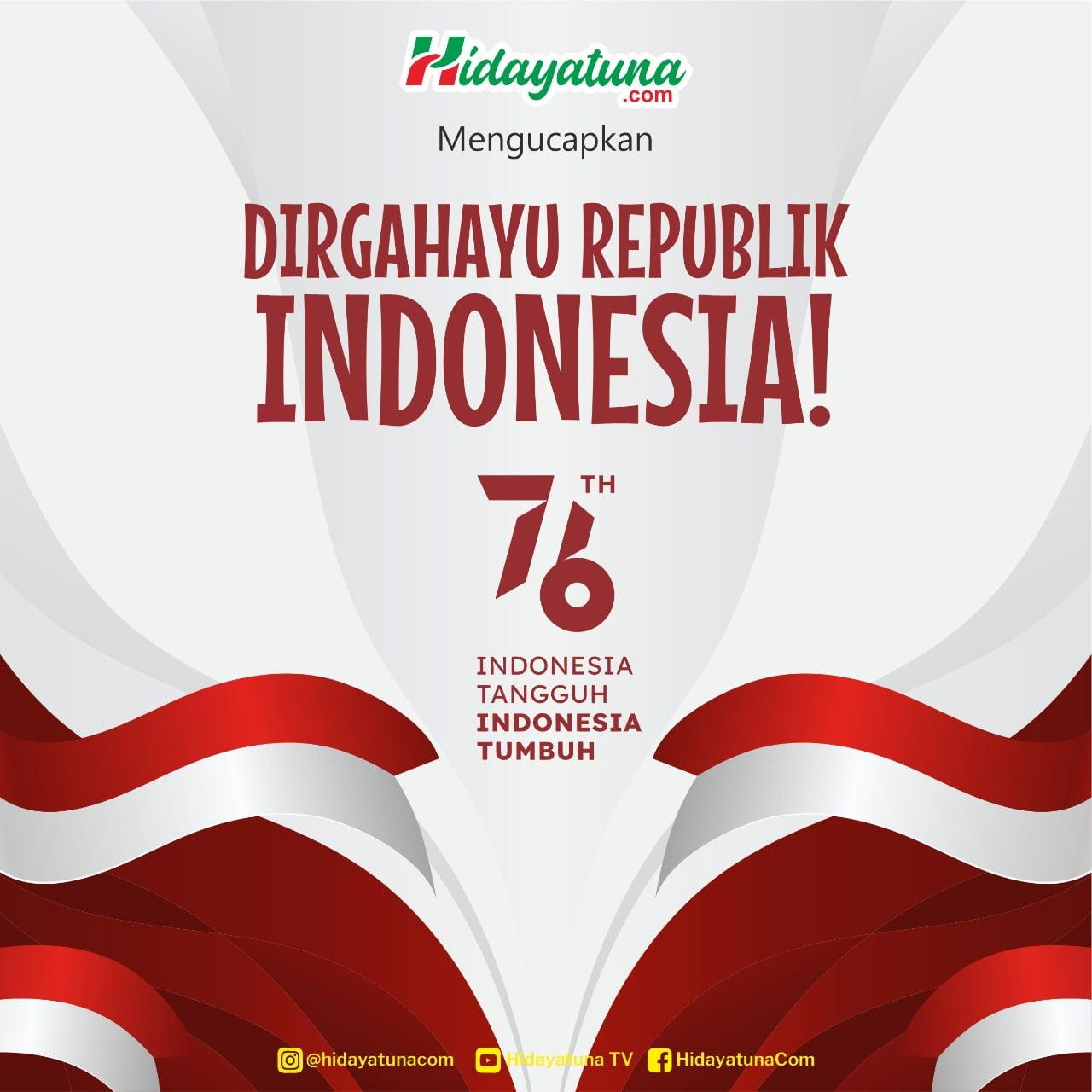 Kemerdekaan Indonesia (Ilustrasi/Hidayatuna)