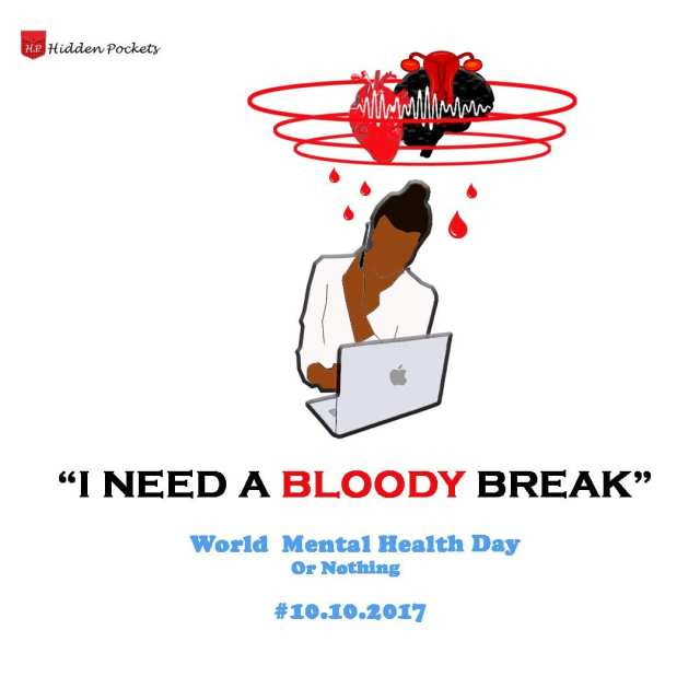 I need a Bloody Break