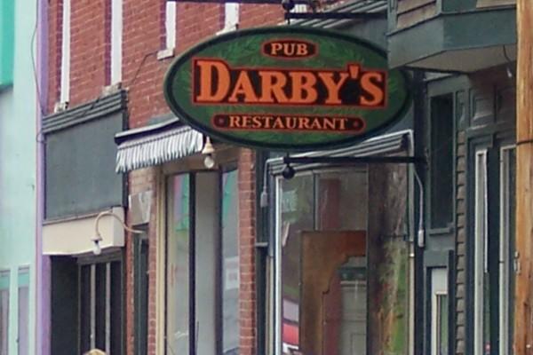 Photo Darbys Restaurant and Pub Belfast ME  Bostons