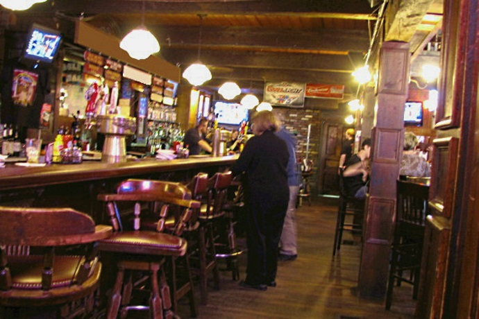 Fifteen BostonArea Bars to Try Eagle Brook Saloon