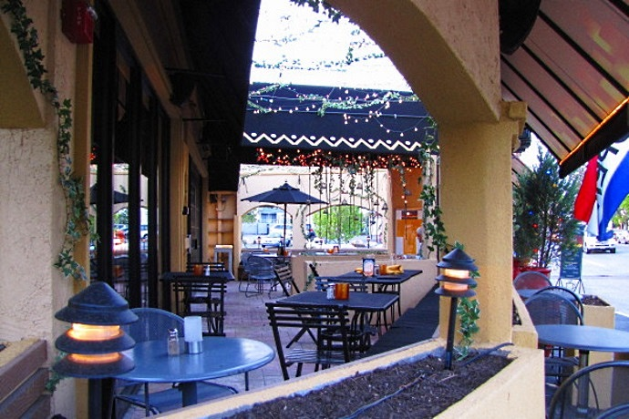 Fifteen More Outdoor Dining Areas in the Boston Area and Beyond India Restaurant Providence RI
