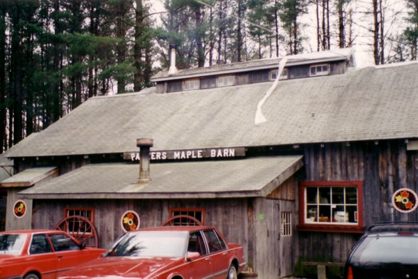 Parkers Maple Barn Mason NH  Bostons Hidden Restaurants