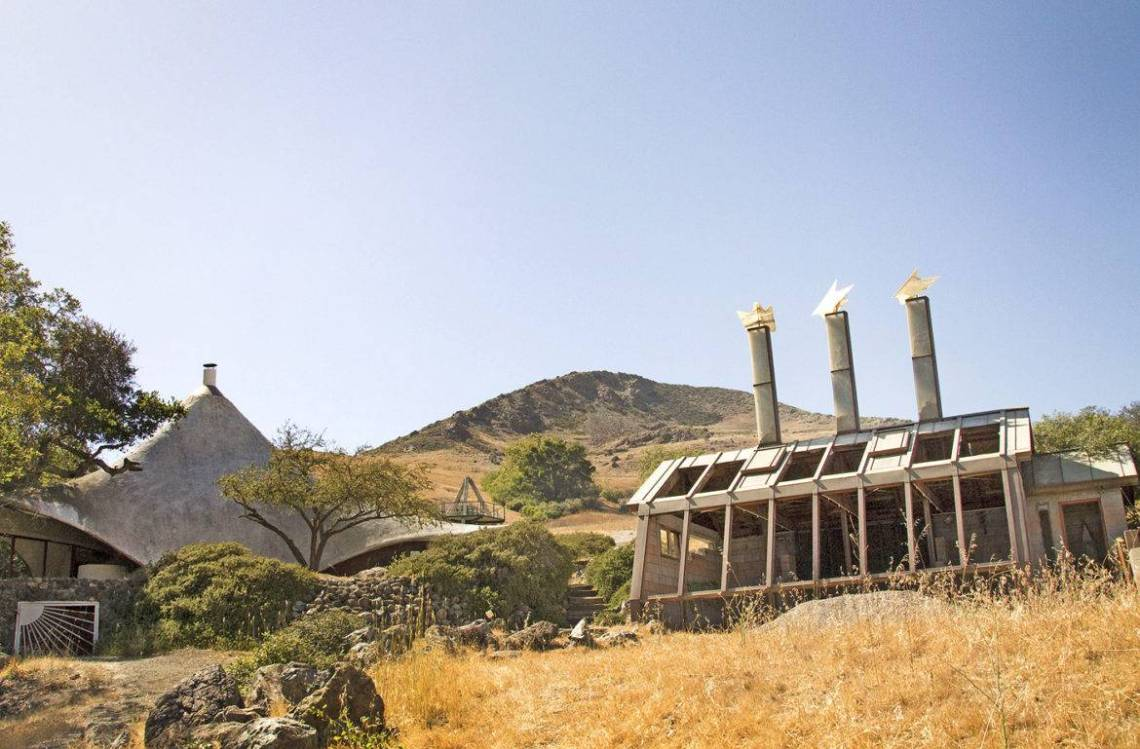 Hidden In The Hills Of Cal Poly Lays An Architectural Graveyard Free To Explore