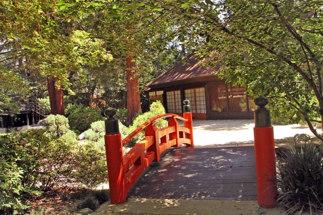 Visit the beautiful Descanso Gardens- Hidden CA