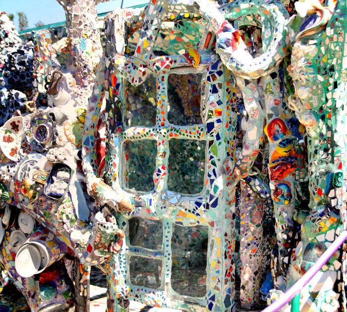 Mosaic Tile House Pasadena