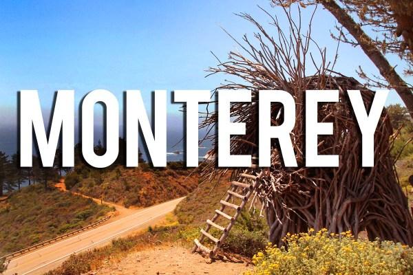 Hidden gems in monterey county, california