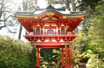 San Francisco has the oldest Japanese Tea Garden in Golden Gate Park that is free to the public to visit