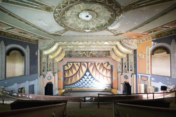 Movie Complex Proposed Boyd Theater Restore