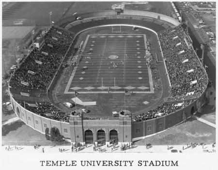 Image result for temple stadium