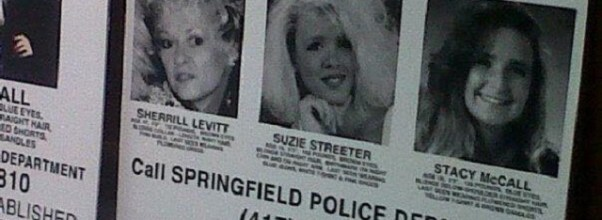 Springfield's Three Missing Women