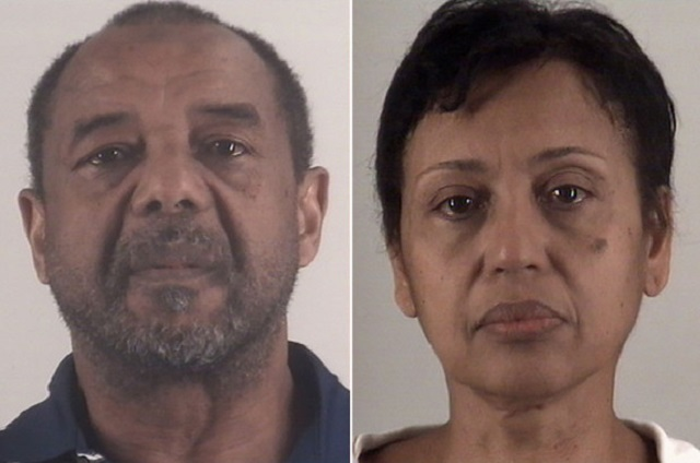 Mohamed Toure and Denise Cros-Toure Tarrant County Sheriff's Office