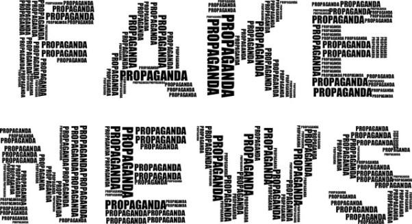 Fake News Information Mainstream Media
