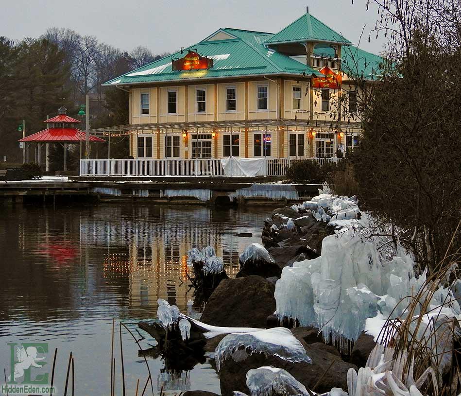 Muskokabilly Restaurant Gravenhurst Ontario