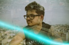 the only double exposure I managed this time.