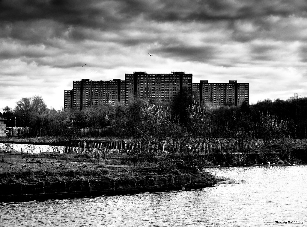Built Environment Photography Red Road Glasgow