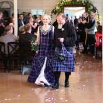 utah wedding ceremony scottish wedding