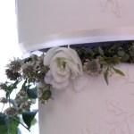 upside down wedding cake utah