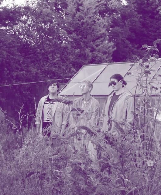 Photo of Seeing Hands featured on Hidden Herd new music blog