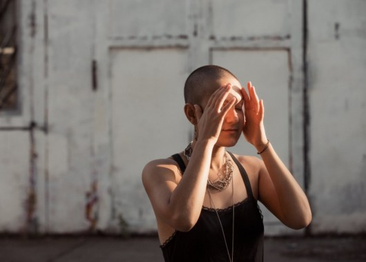 Photo of PILLARS featured on Hidden Herd new music blog
