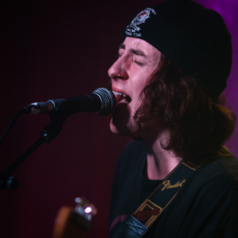 Photo of Llovers featured on Hidden Herd new music blog