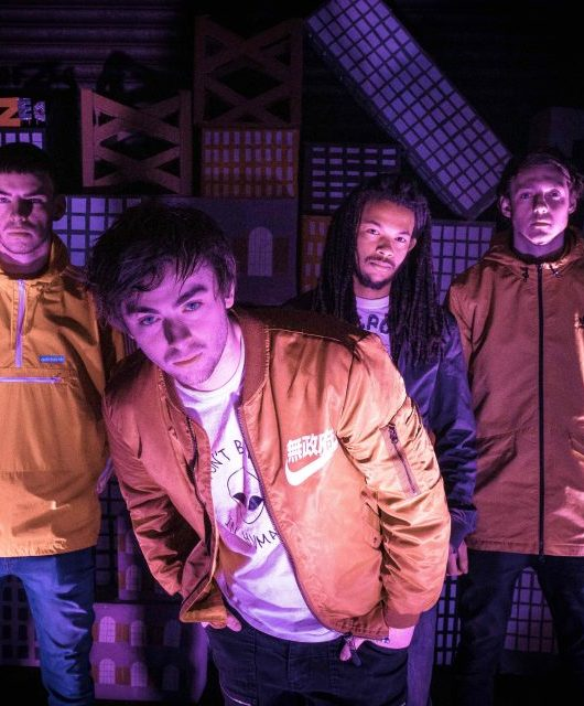 Photo of 10 O'Clock Chemical featured on Hidden Herd new music blog