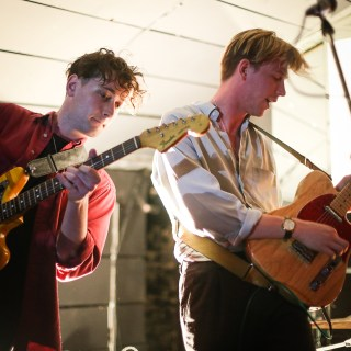 Photo of Marsicans at The Great Escape Festival 2018 featured on Hidden Herd new music blog