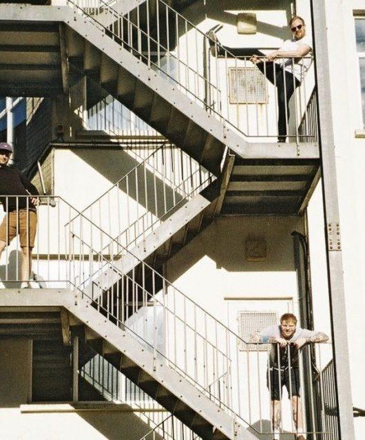 Photo of All Better featured on Hidden Herd new music blog