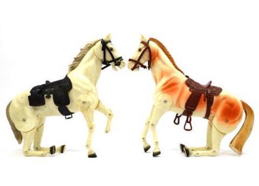 Lucky Horses - Hidden Herd