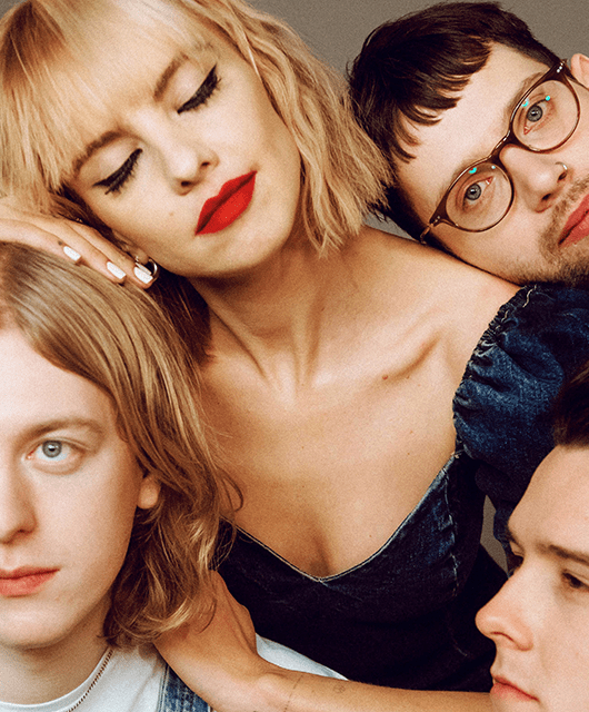 Photo of Anteros featured on Hidden Herd new music blog