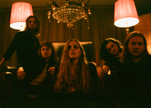 Photo of MarthaGunn featured on Hidden Herd new music blog