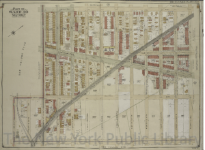 Part of Ward 30, Section 17; Map bounded by 12th Ave., 49th St., 9th Ave.; Including 37th St., 10th Ave., 39th St.