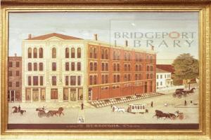 Image Bridgeport Public Library Burroughs Building