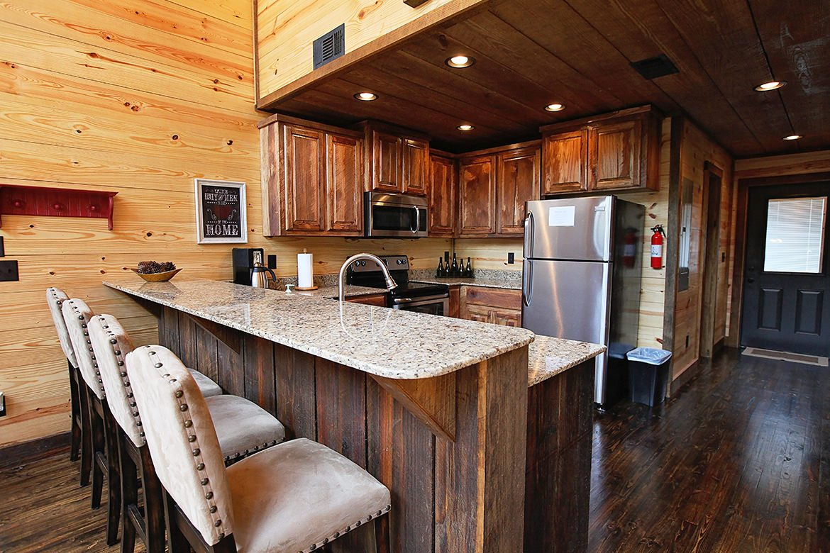 Firefly Cabin in Broken Bow OK  Sleeps 4  Hidden Hills Cabins