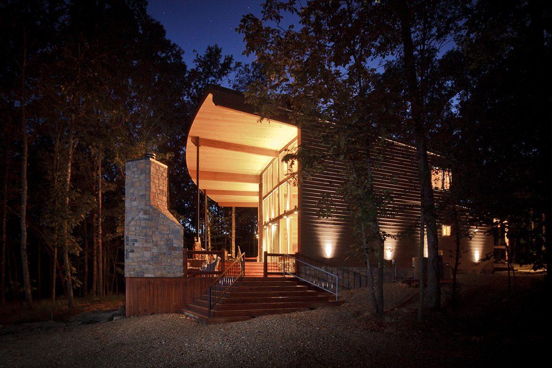 Hidden Acres Cabin in Broken Bow OK  Sleeps 1014