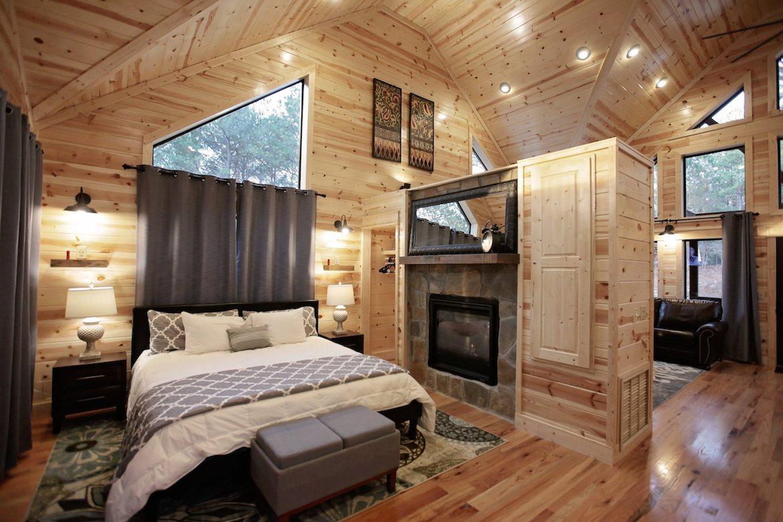 Oklahoma Cabin
