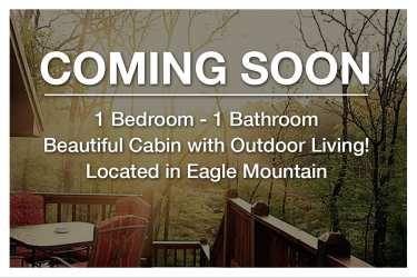 Modern Praise Sleeps 4 Coming Soon Hidden Hills Cabins