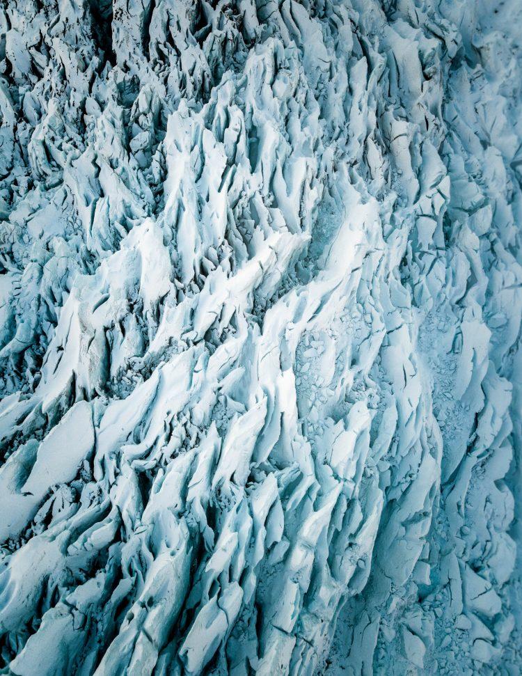 Falljökull Glacier Ice Fall | Hidden Iceland | Photo by Jonny Livorti