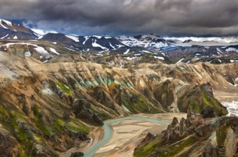 Landmannalaugar Mountains | Motorcycle Tours | Hidden Iceland