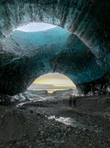 Lightroom Ice Cave 2018-19 | Ice Cave Discovery Tour | Hidden Iceland | Photo by Scott Drummond